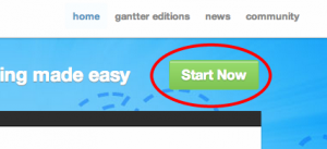 Gantter   web based project scheduling made easy
