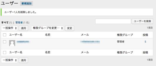 WordPress users 03