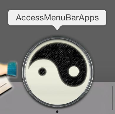 AccessMenuBarApps