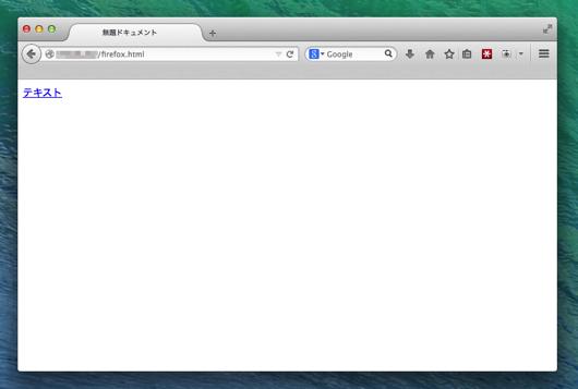Firefox javascript window for Window javascript