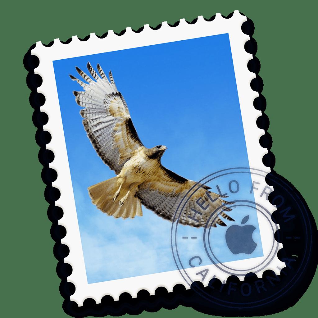 MacのMail.appのメールの並び順を変える方法