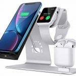 Apple WatchとAirPodsユーザー向けのiPhoneワイヤレス充電器